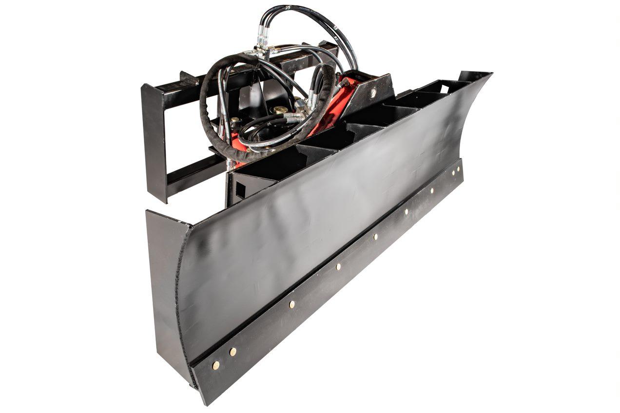 Skid Steer Dozer Blade - 4 & 6 Way Dozer Blade Attachment