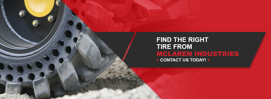 Find the right tires for your Machine with McLaren Industries