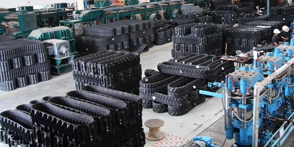 Rubber Track Factory