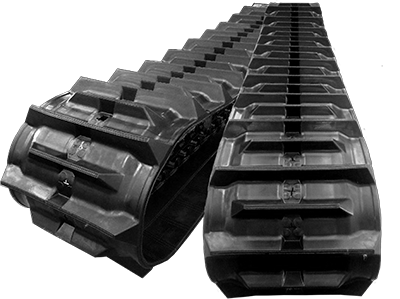 Rubber Tracks for Harvesters