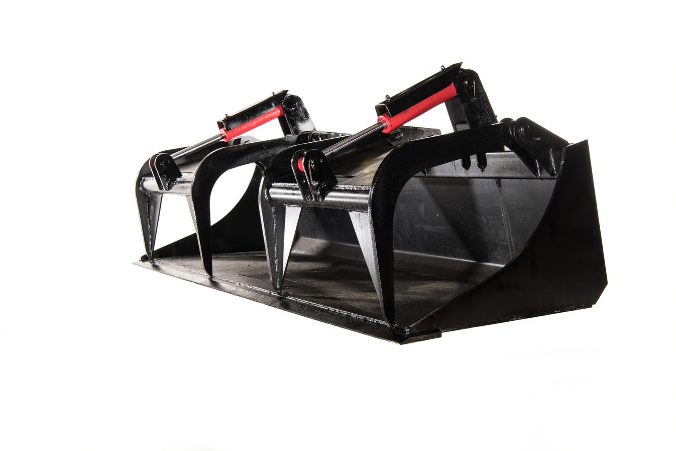 skid steer demolition bucket