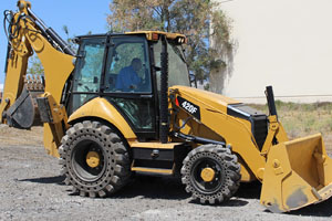 McLaren Solid Cushion Tires for Loader Backhoes