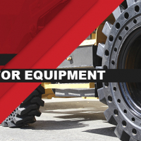 What Type of Tire to Buy for Equipment