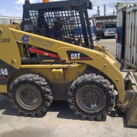 Sasol Wax coal mine switches to Nu-Air DT Tires for their CAT skid steers.