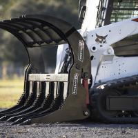 The Different Types of Skid Steer Attachments