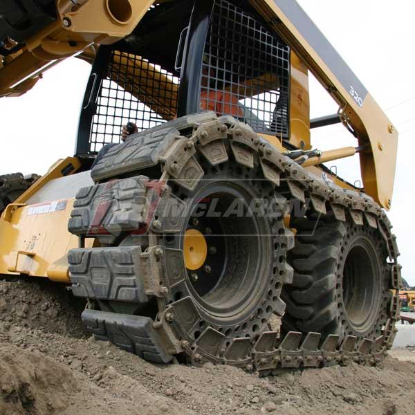 Heavy Duty Rubber Over the Tire Tracks for Equipment - McLaren