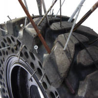 Why Choose Solid Skid Steer Tires over Foam Filled and Pneumatic Tire?