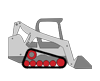 Skid Steer Stump Buckets