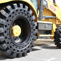 How to Pick the Right Backhoe Tires