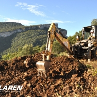 Nu-Air Tires support archaeological works Spain
