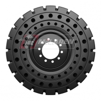 McLaren Nu-Air AT telehandler tire with rim_02