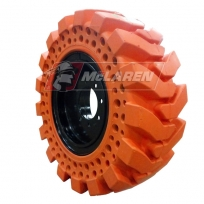 Nu-Air DT non-marking Orange Tire