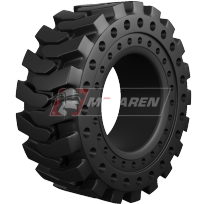 Dirt Terrain - solid cushion tire for heavy equipment