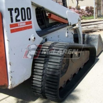 NextGen TDF rubber tracks for track loaders Bobcat T300