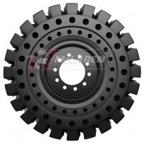 Mclaren Nu-Air RT telehandler tire with rim_02