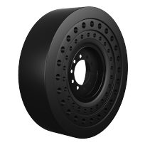 Nu-Air® (SS) Tire (Iso View)