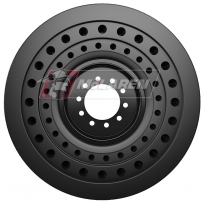 McLaren Nu-Air SS OTR tire with rim_02