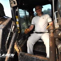 Satisfied user of Nu-Air skid steer tires